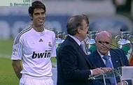 Presentazione ufficiale di Kakà al Real Madrid in Live streming