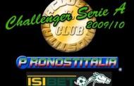 Challenger di Pronostitalia 2009/10 - si parte!