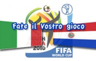 Italia Paraguay - pronostico mondiali sudafrica 2010
