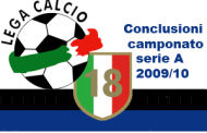 Campionato serie A 2009 2010 - ecco come è finito