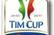 Coppa Italia – Napoli Inter Sampdoria Milan probabili formazioni