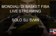 FIBA - mondiali di basket in diretta streaming