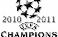 Champions League 2010-11 | 2° giornata fase a gironi