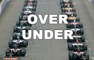 Formula 1 - scommesse under over