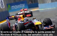 F1 2011 GP di Spagna - scommesse live