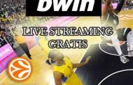 Eurolega Basket gratis in live streaming