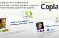 Fare trading Forex copiando gli esperti