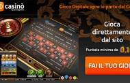 GDcasinò - il casinò online di GiocoDigitale