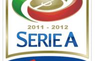 Calcio serie A - 5 giornata di campionato 2011 2012
