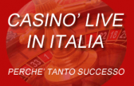 Casinò streaming in Italia