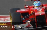 Alonso pronto a dare il massimo ad Abu Dhabi
