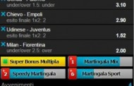 La multipla di Serie A del 17 gennaio 2016