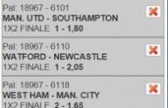 La multipla di Premier League del 23 gennaio 2016