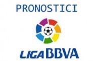 Pronostici calcio liga spagnola 24° giornata