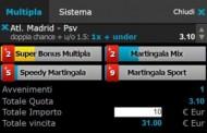 La singola di Champions League del 15 marzo 2016