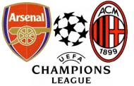 Pronostici Arsenal Milan 6 marzo 2012