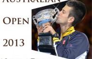 Djokovic vince Australian open 2013