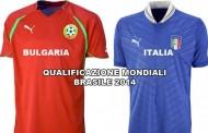 Scommesse Italia - Bulgaria qualificazione mondiali 2014