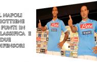 Calcio Napoli - tornano i 2 punti tolti insieme a Cannavaro e Grava