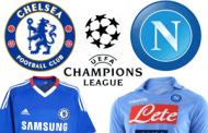 Pronostici Chelsea Napoli ottavi di Champions League