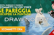 Paddy Power lancia le scommesse draw no bet