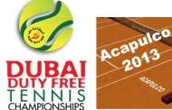 Tennis A Dubai si sfidano i giganti, ad Acapulco si parla italiano