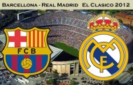 El Clasico 2012 Barcellona Real Madrid