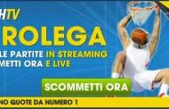 Eurolega basket gratis in live streaming - come guardarla