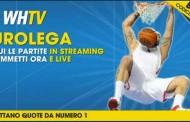 Segui Eurolega in diretta streaming con William Hill