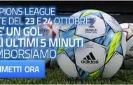 Power bonus Champions League 23 24 ottobre 2012