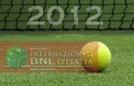 Tennis internazionali di Roma BNL 2012