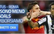 Scommesse Juventus Roma rimborsabile in caso di ...