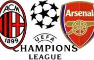 Milan Arsenal ottavi di Champions League 2011 2012