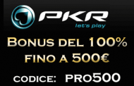 PKR Bonus pro500