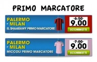 Palermo Milan primo marcatore El Sharaawy a quota 9