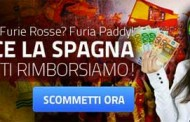 Quote scommesse Euro 2012 da PaddyPower