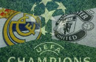 Champions League Real Madrid - Manchester United