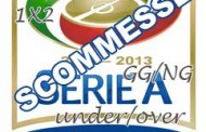Scommesse serie A terza giornata 2012-2013