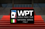 World poker tour National series Italy