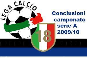 Serie A 2009 10