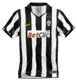 Betclic sponsor di maglia della Juventus