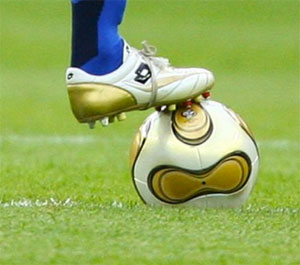 calcio di inizio
