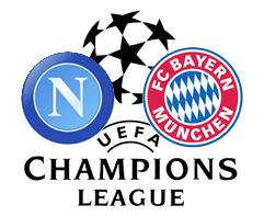 Napoli Bayern Monaco