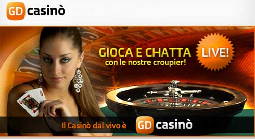 gd casinò live