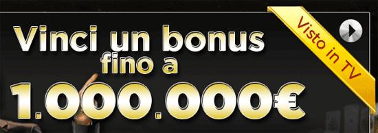 vinci 1 milione