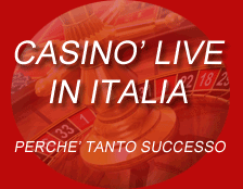 casinò streaming