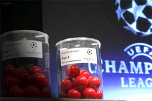 sorteggio ottavi champions