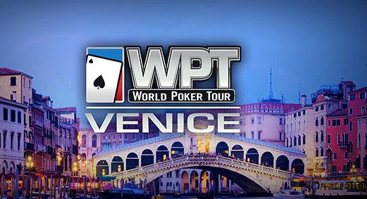 Qualificati al carnevale poker di Venezia