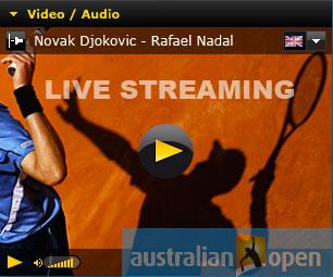 segui il live di Djokovic Nadal