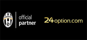 24option partner Juventus